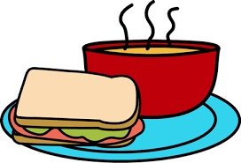 Soup and Sandwich Luncheon