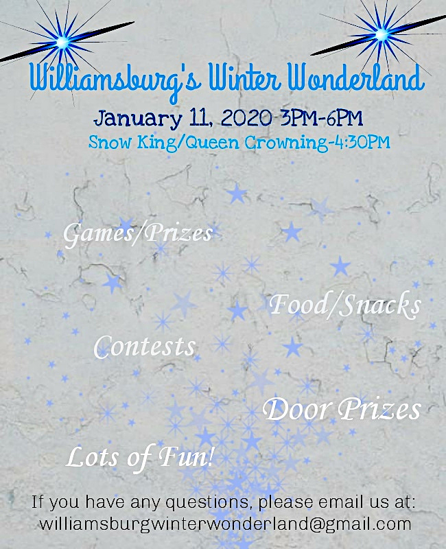 Winter Carnival Flyer